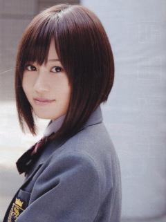 AKB48・前田敦子の髪型