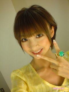 AKB48・篠田麻里子の髪型画像
